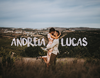 Andreia and Lucas