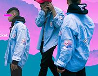 [Fashion design] DIGITAL AGE 2017