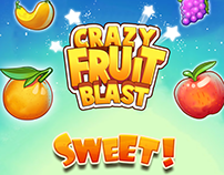 Crazy Fruit Blast