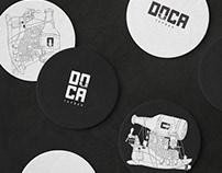 Doca Tapbar - Visual Identity