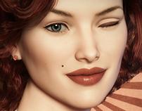 Facial Rigging/Morphing