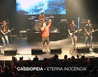 Cassiopeia - Eterna inocencia. Video musical