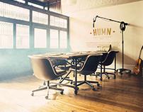 HUMN Agency Identity