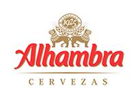 Microsite Cervezas Alhambra - Elige un plan perfecto