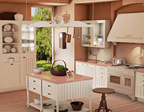Undergraduate Key Stone 1 - Kitchen Environment