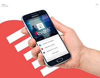 Eventi App - UX/UI Design