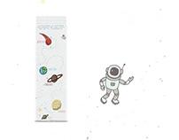 MILK - Packaging