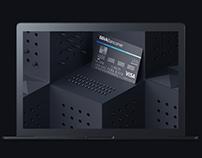 BBVA Bancomer Infinite 3D Concept