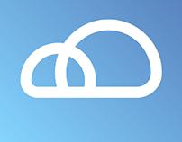 Cloud Nice Branding concept