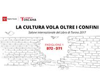 Italian Literature Festival 2017 | Tuscany Region stand