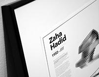 Poster. The Genius of Design