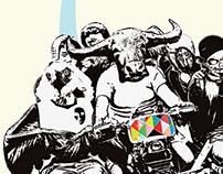 2015 FRINGE MANILA FESTIVAL Poster Design Winner