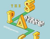 """The Space Case"" — PKN Yerevan Event Visuals"