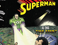 Superman - mock cover