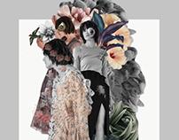 Artwork /fashion collage