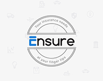 Ensure - The insurance tracking app.