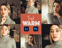 Photoshop Photo Editing Preset