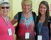 Unbound's Awareness Trips Connect Sponsors