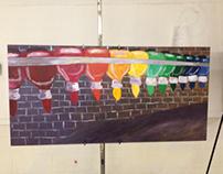 Paint Bar Experience