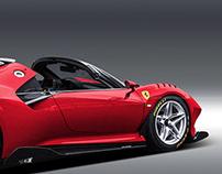 Ferrari P80/C Roadster