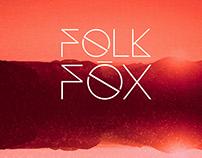 Folk Fox font