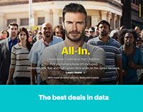 Sprint Consumer Digital Experience