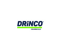 Diseño Logotipo DRINCO Colombia