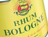 Rhum Bologne, 50° & 55°