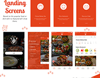 XLFoodies - A Food Ordering and Delivery App