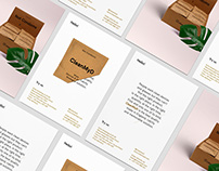 CleanMyD – Art Direction