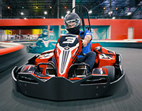 Maintaining Optimal Speed in Go-Karting