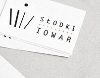 SŁODKI TOWAR / branding