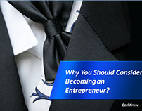 Why You Should Consider Becoming an Entrepreneur?