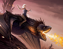 Daenerys Targaryen - GOT Tribute