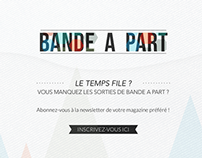 Bande à part - Magazine digital