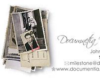 Documentia Milestone Branding