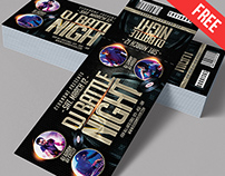 Free PSD Event Tickets