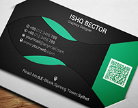 Creative Business Card (Free PSD)