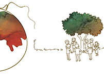 eco-eye illustrations