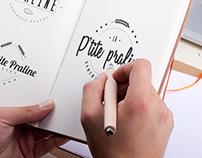 La P'tite Praline - Branding