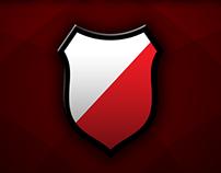 Branding: Polonia Warszawa (IV Division Key Visual)