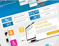 Landing page - mySuite