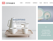 Ceramix Shopify Theme