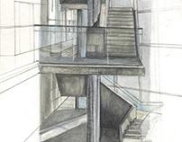 Architecture + Industrial Design sample