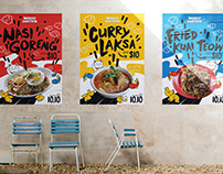 Noodle Canteen Redesign