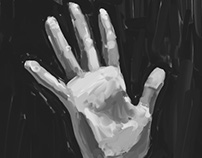 Hands exploration