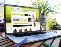 TOTAL FIT - Branding e WebSite