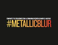 Redken's Metallic Blur Brochure 2015