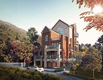 Residential projects renderings-TEAM-E produced