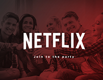 Netflix - Join to the party